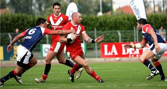 France 11 - 12 Wales