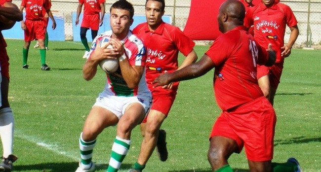 Morocco 0 - 78 Lebanon