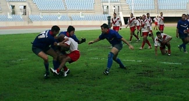 Serbia 4 - 58 Morocco