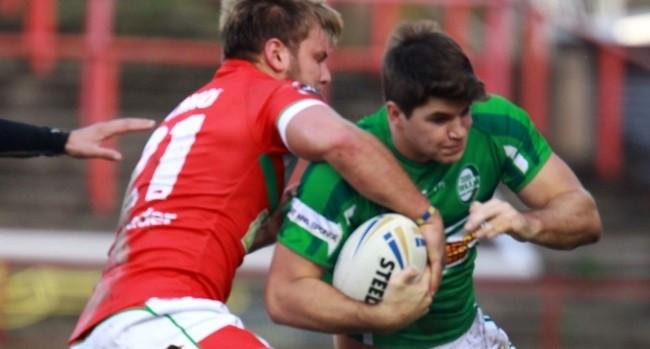 Wales 14 - 46 Ireland