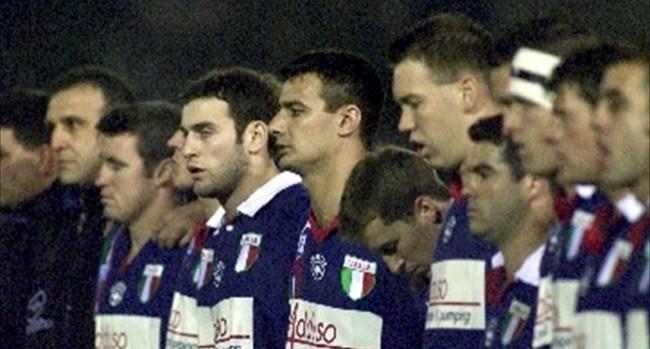 Italy 58 - 14 Greece