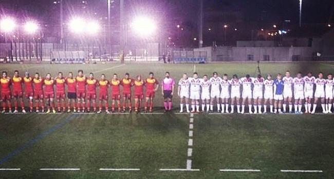 Spain 16 - 56 Great Britain