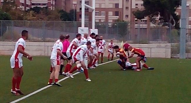 Spain 40 - 30 Malta