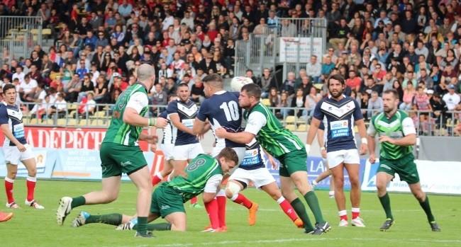 France 31 - 14 Ireland