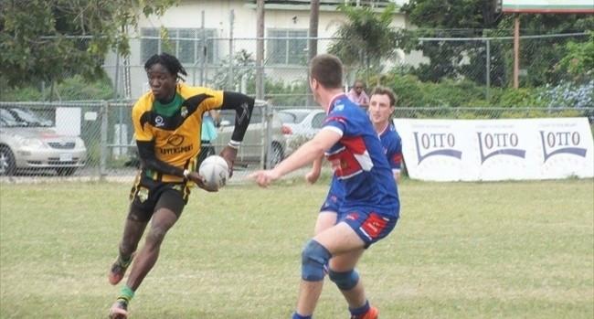 Jamaica 0 - 46 Great Britain