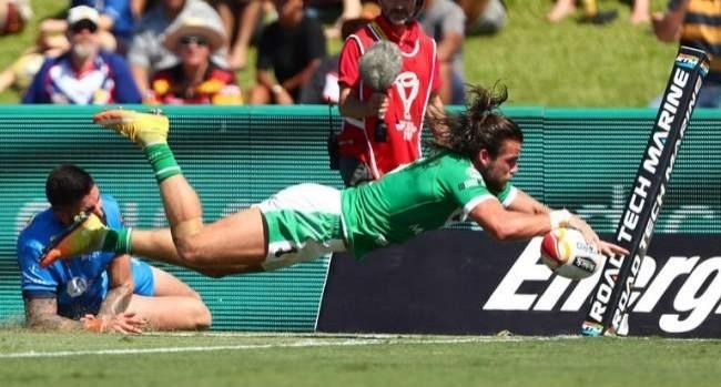 Ireland 36 - 12 Italy