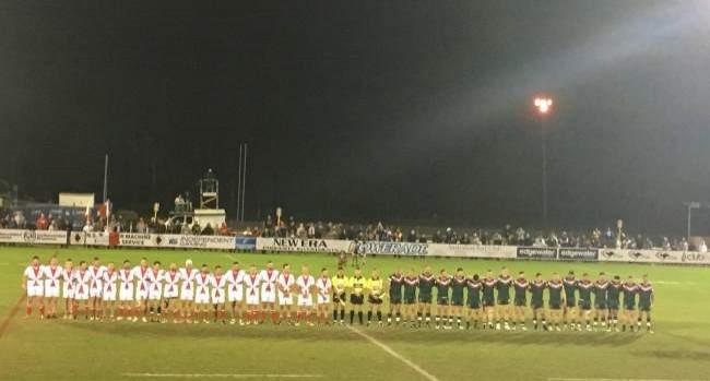 Lebanon 24 - 8 Malta