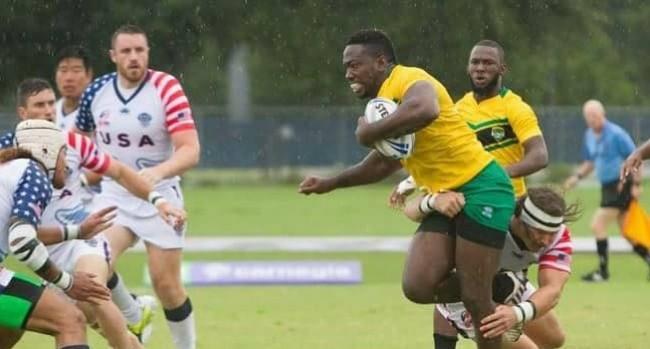 United States 48 - 6 Jamaica