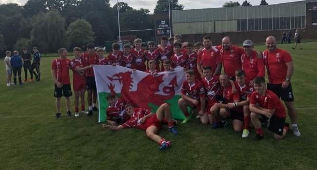 Wales 18 - 10 England